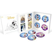 Disney Classics Komplettes Film Limited Edition Box Set 1937-2018