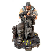Gears of War 3 Collector's Edition PVC Statue Marcus Fenix 12