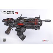 Gears of War 3 Replica 1/1 Locust Hammerburst II 35
