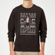 The Big Lebowski I'm Dreaming Of A White Russian Sweatshirt - Black