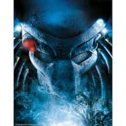 Predator Close-Up Limited Edition Art Print