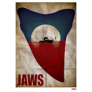 Jaws Tooth Limited Edition Print
