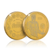 Collectable Marvel Infinity War Commemorative Coin: Black Panther - Zavvi Exclusive (Limited to 1000)