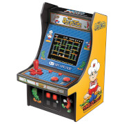 Image of DreamGear Retro Arcade 6 Inch Burgertime Micro Player