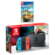 Nintendo Switch Overcooked! 2 Ultimate Bundle + £30 eShop Credit