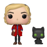 The Chilling Adventures of Sabrina Sabrina with Salem Pop! Vinyl Figure