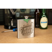 Rick and Morty Rick's Hip Flask