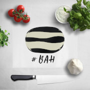 #Bah Humbug Chopping Board image