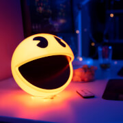 Lampe sonore Pac-Man