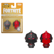 Funko Fortnite Pint Size Heroes Black Knight and Red Knight 2-Pack