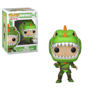 Click to view product details and reviews for Fortnite Rex Pop Vinyl Figure.