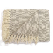 Rapport Rona Throw - Natural