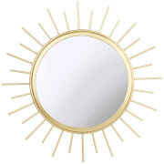 Sass & Belle Gold Sunburst Mirror