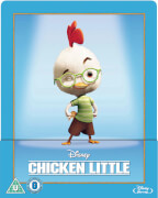 Chicken Little - Zavvi Exclusive Limited Edition Steelbook (The Disney Collection #45)