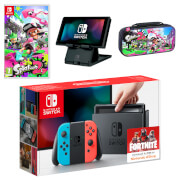 Nintendo Switch Splatoon 2 Pack