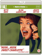 Hush…hush sweet charlotte masters of cinema dual format blu ray dvd edition