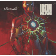 50 Cent - Get Rich or Die Tryin' (Marvel Hip-Hop Cover Variant - Invincible Iron Man) - Édition double album Deluxe
