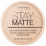 Купить Rimmel Stay Matte Pressed Powder (Various Shades) - Peach Glow