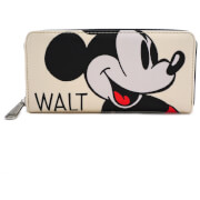Loungefly Disney Mickey Mouse Mickey Mouse Classic Zip Around Wallet