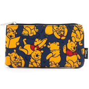Loungefly Disney Winnie the Pooh Aop Zippered Pouch