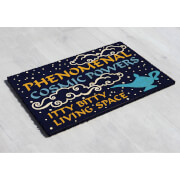 Disney Aladdin Phenomenal Cosmic Power Doormat - IWOOT Exclusive