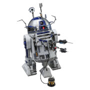 Hot Toys Star Wars R2-D2 1/6 Movie Masterpiece Action Figure 18cm (Deluxe Version)