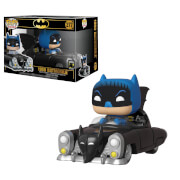 DC Comics 50's Batman Batmobile Pop! Vinyl Ride