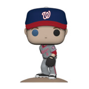 MLB New Jersey Max Scherzer Pop! Vinyl Figure