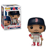MLB New Jersey Mookie Betts Pop! Vinyl Figure