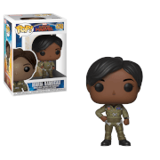 Marvel Captain Marvel Maria Rambeau Pop Vinyl Figure