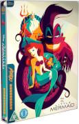 La Petite Sirène - Steelbook Exclusif Limité pour Zavvi Édition - (The Disney Collection #29)
