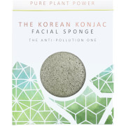 Купить Спонж для лица The Konjac Sponge Company The Elements Earth Facial Sponge — Energising Tourmaline 30 г