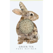 Купить Мини-спонж для лица The Konjac Sponge Company Woodland Rabbit Pure Konjac Mini Pore Refiner — Green Tea 12 г
