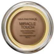 Купить Тональное средство Max Factor Miracle Touch Foundation (различные оттенки) - Toasted Almond