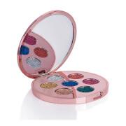 Contour Cosmetics Pressed Glitter Palette 7 x 1.1g