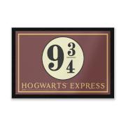 Harry Potter Platform 9 3/4 Entrance Mat