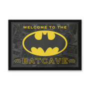 Paillasson Welcome To The Batcave DC Comics