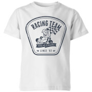 Nintendo Mario Kart Racing Team Kid's T-Shirt - White