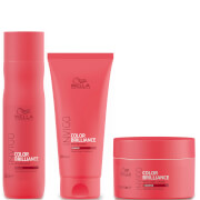Купить Wella INVIGO Color Brilliance Trio for Coarse Hair
