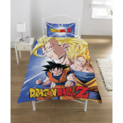 Dragon Ball Z Duvet Set