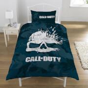 Call of Duty Broken Skul Duvet Set