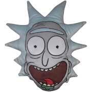 Rick & Morty - Rick Head Cushion
