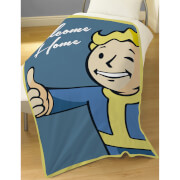 Fallout Fleece Blanket
