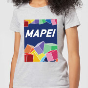 Summit Finish Mapei Women's T-Shirt - Grey - XXL - Grey