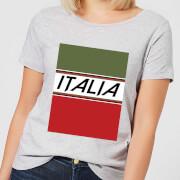 Image of Summit Finish Italia Women's T-Shirt - Grey - 3XL - Grey