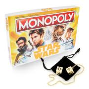 Pack Dados de Han Solo & Monopoly Han Solo