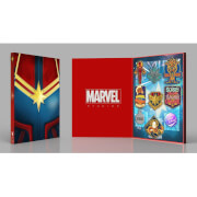 Captain Marvel Limited Edition Pin Set