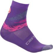 Castelli Women's TR Socks - S-M - Piuma Purple