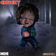 Mezco Child's Play 3 Designer Series Deluxe Chucky Figure 15cm