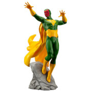 Kotobukiya Marvel Comics ARTFX+ PVC 1/10 Vision Statue 22cm